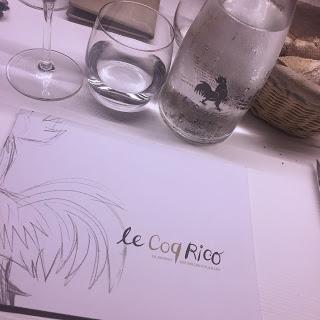 Le Coq Rico by Antoine Westermann