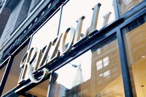 Rizzoli Bookstore reabre no Nomad, NYC
