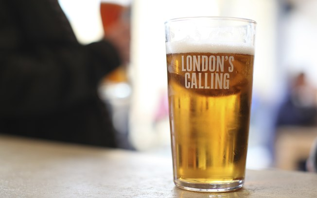 Os ingleses e a cerveja