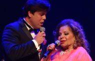 Márcio Gomes e Angela Maria dividem o palco do Imperator