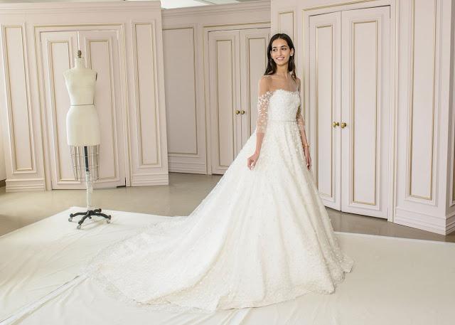 Olhar noivas ! época de casamentos na Europa