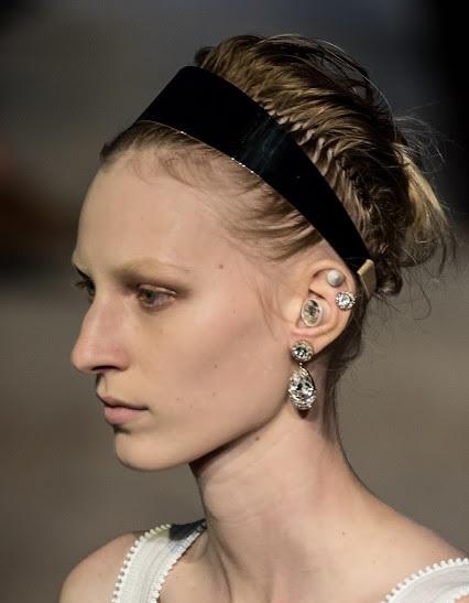 Olhar Givenchy em New York. A supremacia da elegância francesa. Sofisticação é Paris