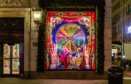 """Brilliant Holiday"" no Bergdorf Goodman em New York"