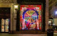 """Brilliant Holiday"" no Bergdorf Goodman em New York"