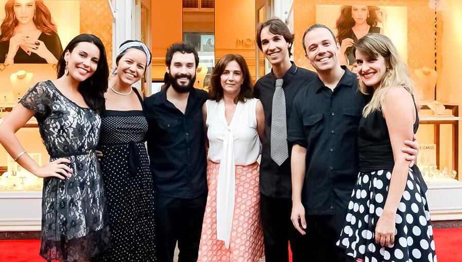 Joalheria lança coleção em Ipanema