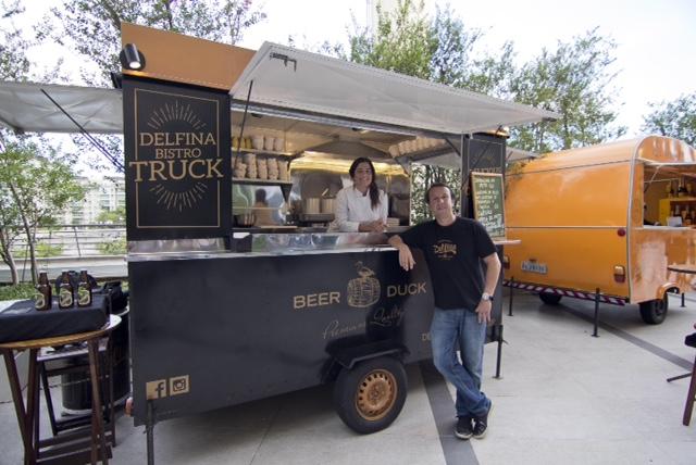 Food Truck Festival no VillageMall