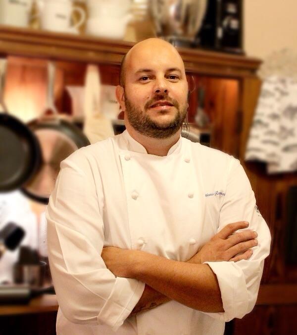 Chef Christiano Ramalho dá aula de risotos