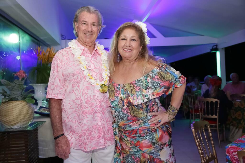 70 anos de Cecília Motta: o Havaí é aqui