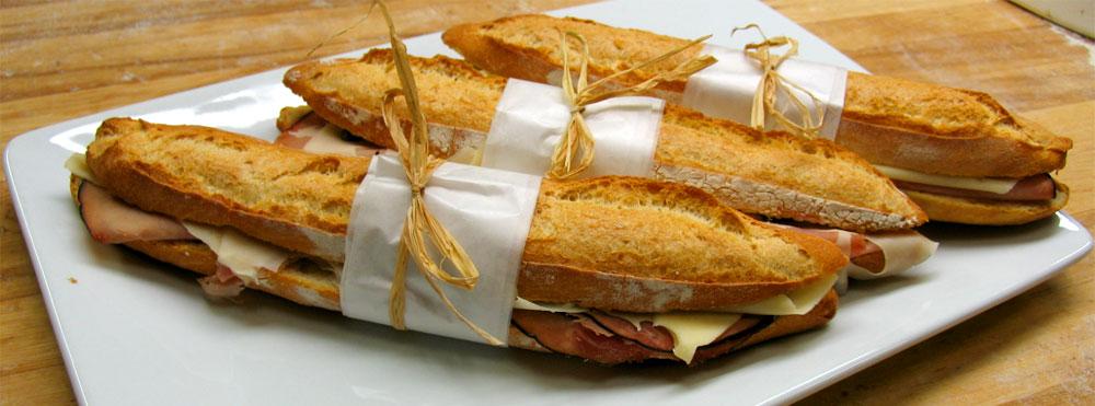 Os melhores sanduíches de Paris