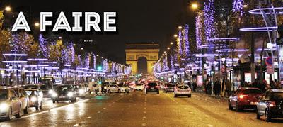 100 coisas para se fazer em Paris