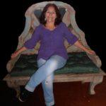 A diretora Loly Nunes