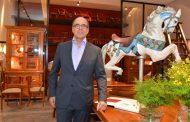 Arnaldo Danemberg comemora aniversário com festa no Copa