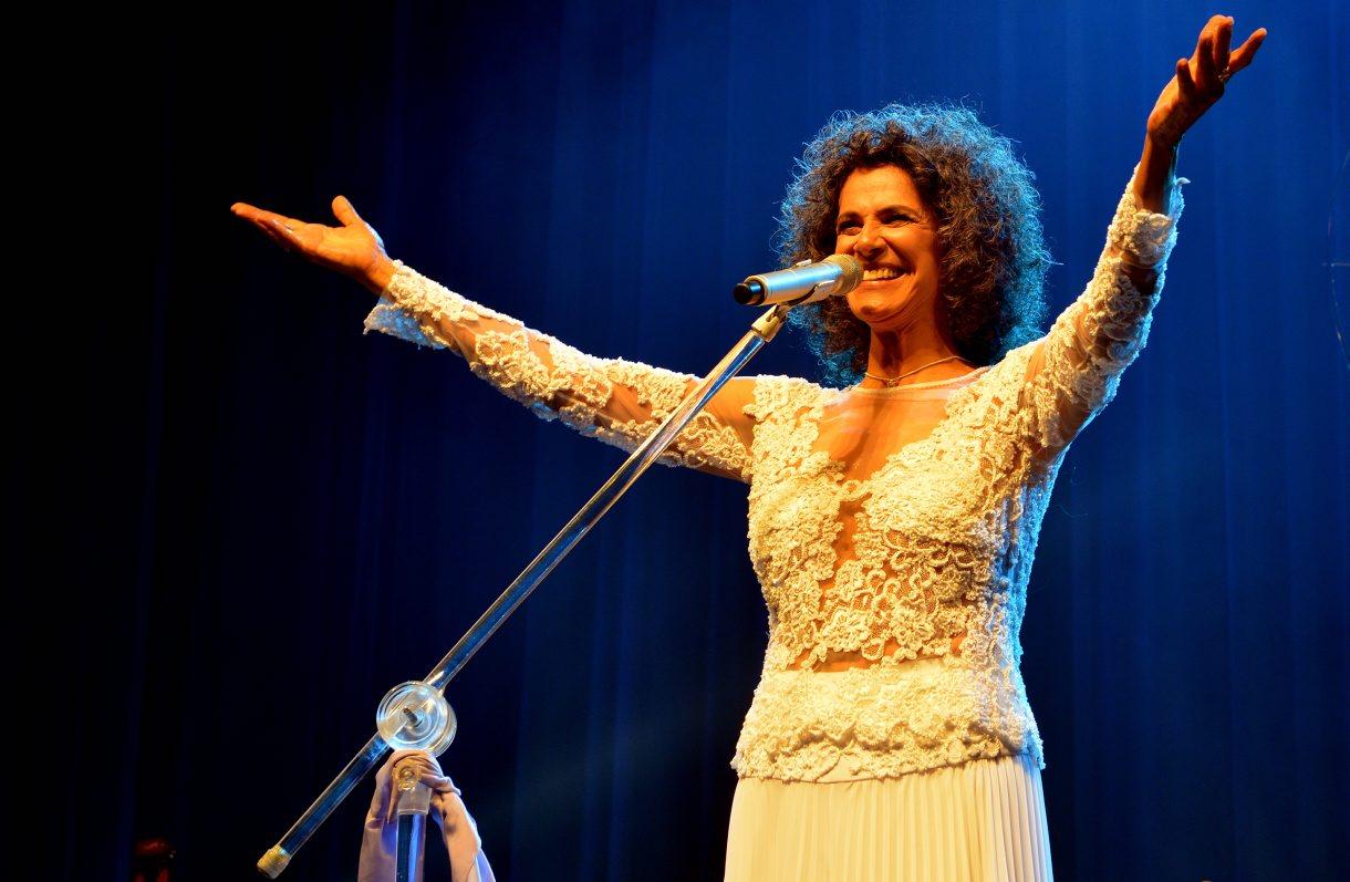 Simone faz show no Vivo Rio