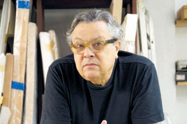 Luiz Dolino abre exposição 'Agora e antes' em Niterói