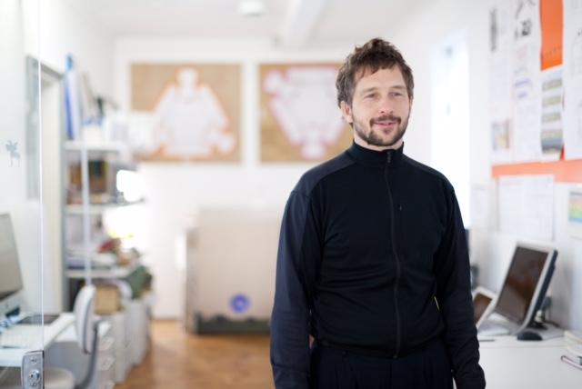 Arquiteto croata Marko Brajovic é o mais novo professor da Perestroika