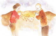 Afeto e amor: remédios para o sobrepeso