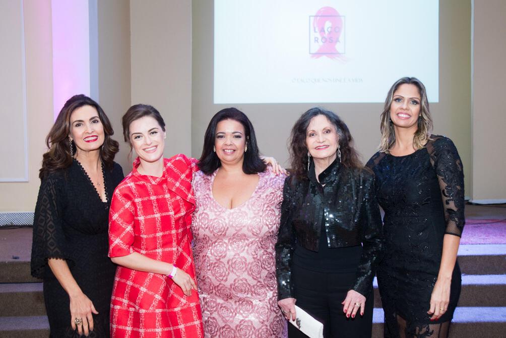 Festa no Copa comemora cinco anos da Fundação Laço Rosa