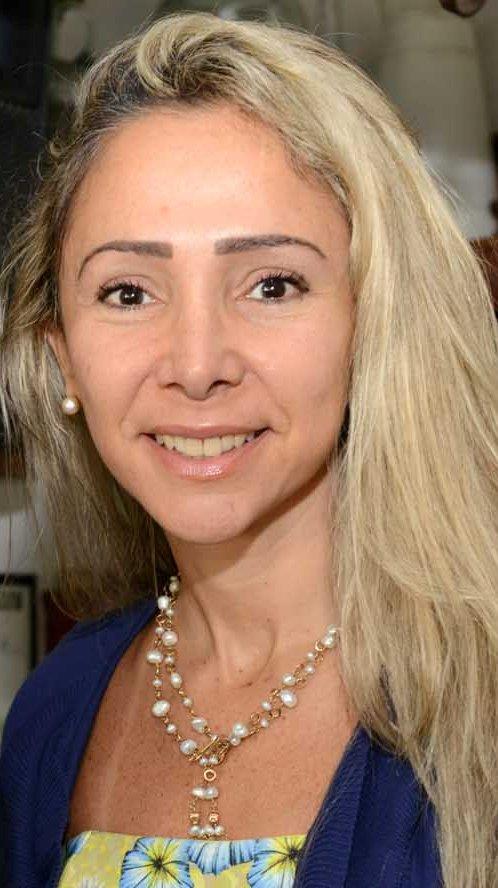 Claudia Cataldi comemora aniversário