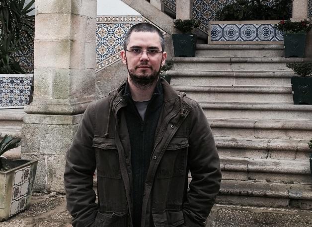 Curitibano Diogo Rosas G. lança romance de estreia