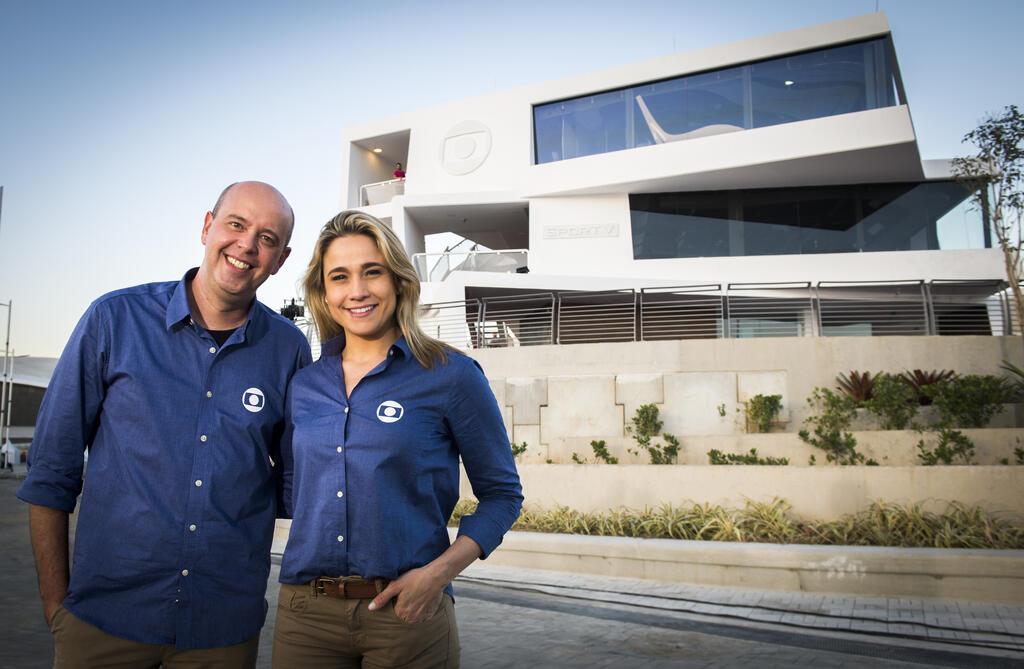 07b9a7b94c Globo estreia estúdio no coração dos Jogos Olímpicos neste domingo ...