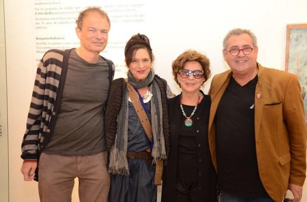 Galeria H.Rocha abre 'A Arte do Rio'