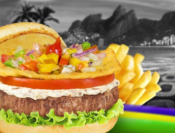 Burger Rio