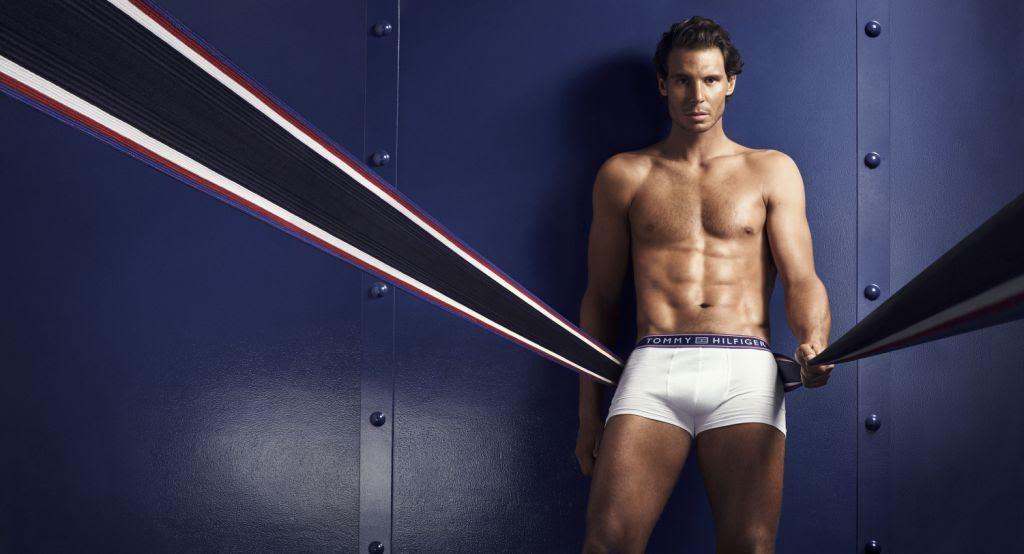 Rafael Nadal estrela campanha publicitária da Tommy Hilfiger