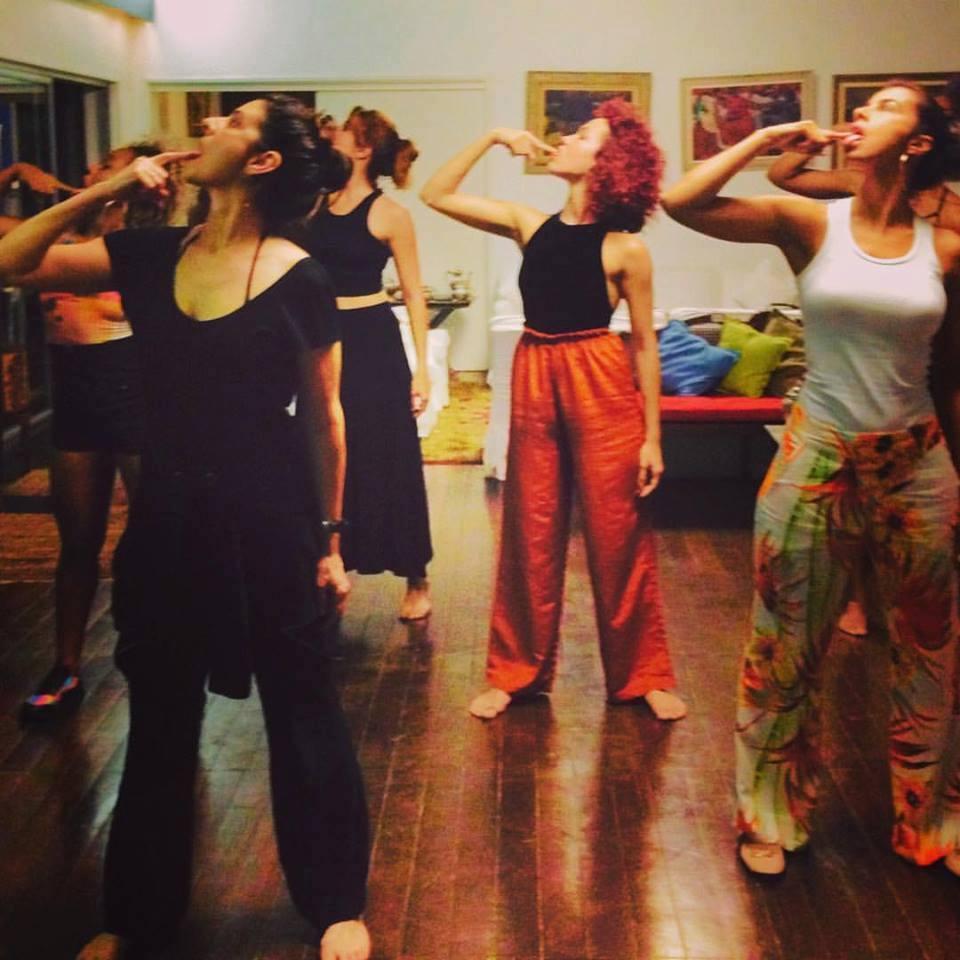 Fernanda Abreu seleciona bailarinos para turnê