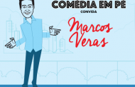 Marcos Veras no 'Comédia em Pé Convida'