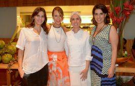 Mariana Ximenes inaugura restaurante no Village Mall