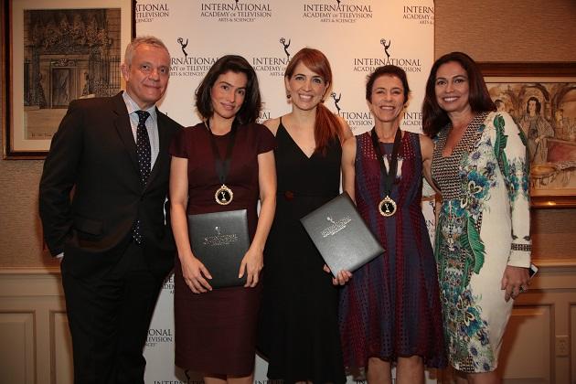 Jornalistas da Globo estão em Nova York para Emmy Internacional de Jornalismo 2016