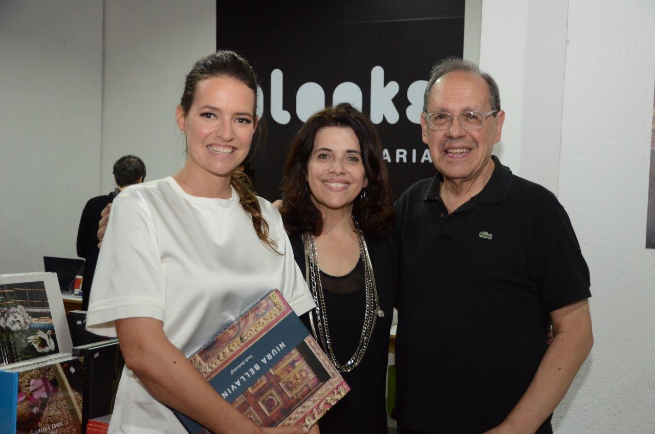 Editora Cobogó lança 'Niura Bellavinha' com imagens das grandes  #1D4B6A 1280x847