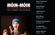 Duas edições da Revista Móin-Móin serão lançadas em Santa Teresa, no Rio
