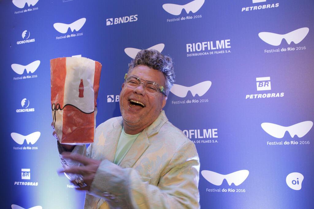 Milton Cunha: toque pessoal nos figurinos do Festival do Rio