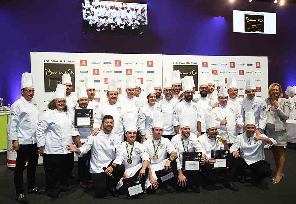 Coquetel especial para chefs recebe VIPs no Grand Mercure Riocentro