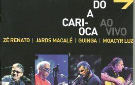 Encontro de talentos no Dobrando a Carioca