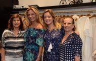Bianca Gibbon lança coleção de verão em coquetel na Gávea