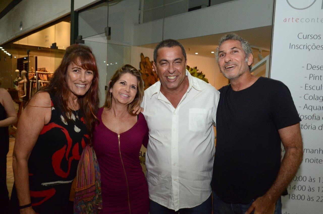 Myriam Glatt lança exposição 'Semente' na Barra