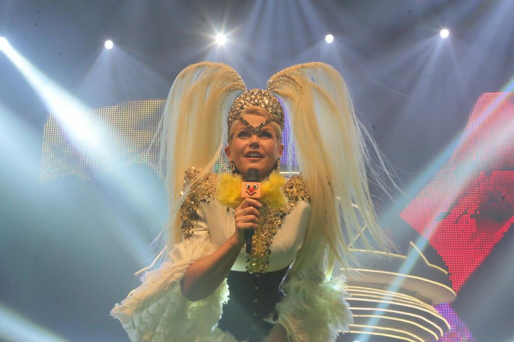 Xuxa movimenta o Vivo Rio