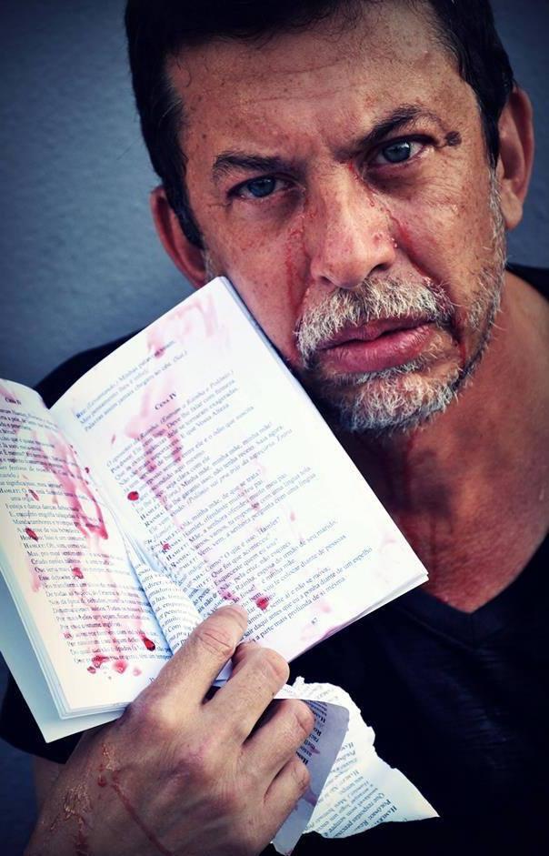 """""""As dificuldades para se fazer teatro hoje são inúmeras"""" avisa o dramaturgo Franz Keppler"""