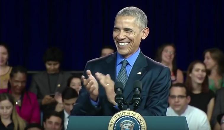Jovens empreendedores brasileiros encontram Obama em Lima