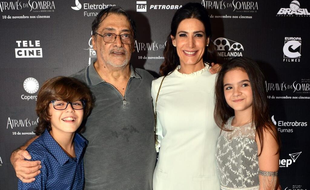 'Através da Sombra', de Walter Lima Jr., tem pré-estreia movimentada em Botafogo
