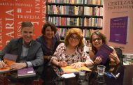 Astróloga Maria Eugênia de Castro lança 'Certezas Provisórias' no Leblon