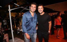 Ricardo Amaral inaugura a 'Le Club' no Vogue Square