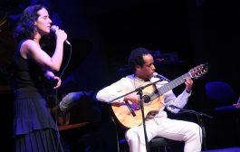 Clarice Assad e André Muato homenageiam João Bosco na Sala Cecília Meireles