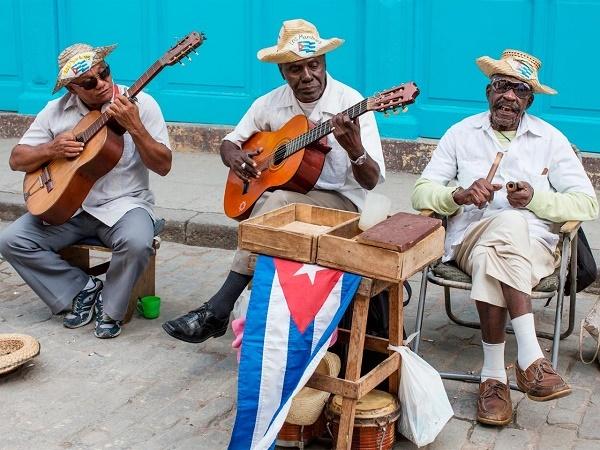 A bela música cubana nas ruas de Havana