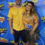 Preta Gil e o marido, Rodrigo Godoy