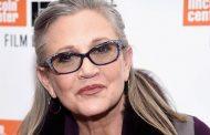 Carrie Fisher pode ter previsto a própria morte