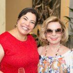 Claudia Cury e Rachel Gusmão
