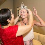 A coroação da Rainha do Carnaval Carioca, Marcia Verissimo